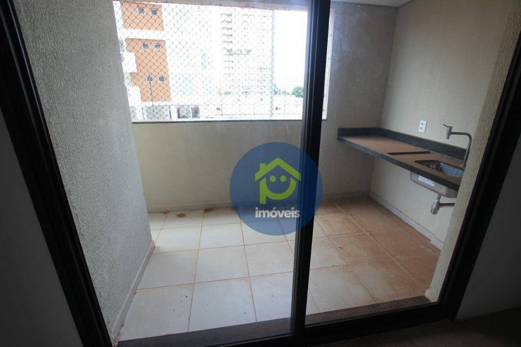 apartamento com 2 dormitórios à venda, 71 m² - bom jardim - são josé do rio preto/sp - ap7334