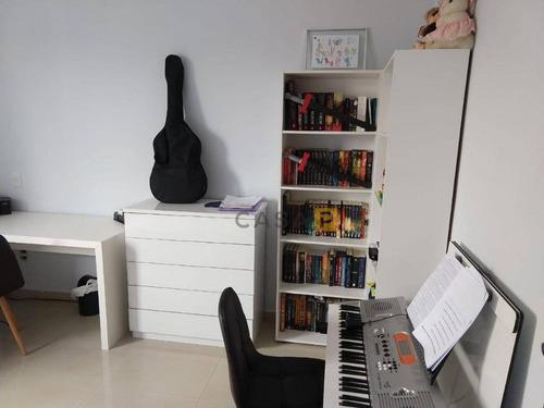 apartamento com 2 dormitórios à venda, 72 m² por r$ 240.000 - jardim europa - nova odessa/sp - ap0430