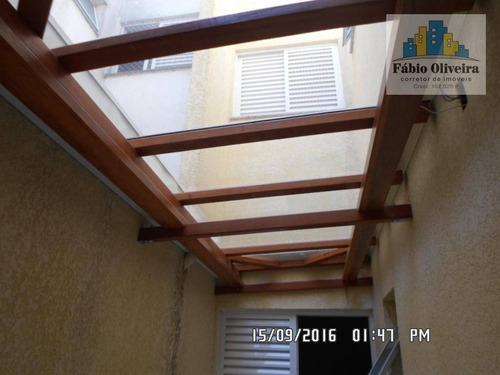 apartamento com 2 dormitórios à venda, 72 m² por r$ 310.000 - vila pires - santo andré/sp - ap1122