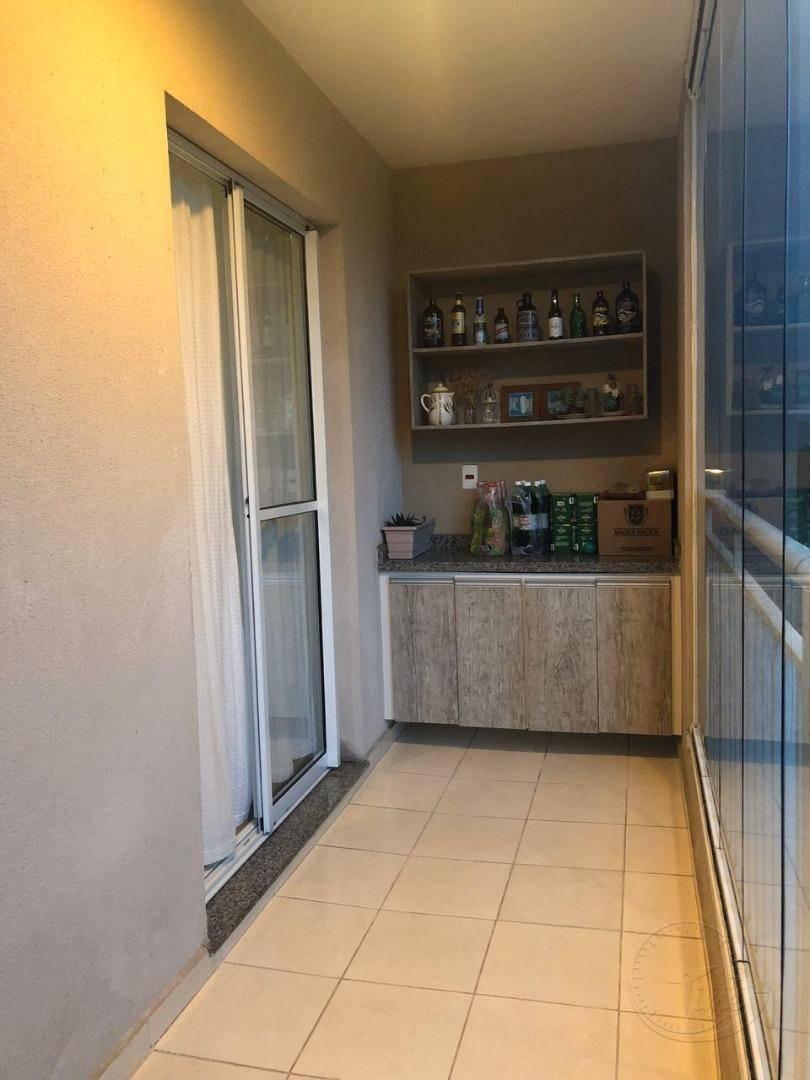 apartamento com 2 dormitórios à venda, 72 m² por r$ 375.000 - jardim tupanci - barueri/sp - ap0976