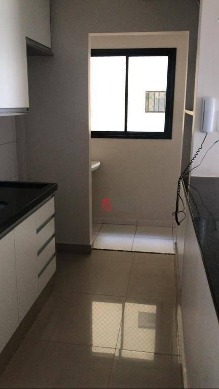 apartamento com 2 dormitórios à venda, 72 m² por r$ 460.000,00 - jardim novo mundo - são josé do rio preto/sp - ap2133