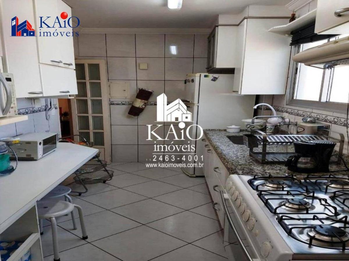apartamento com 2 dormitórios à venda, 73 m² por r$ 350.000