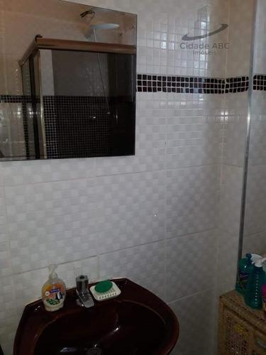 apartamento com 2 dormitórios à venda, 74 m² por r$ 320.000 - barcelona - são caetano do sul/sp - ap1170