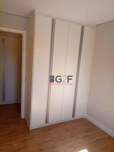 apartamento com 2 dormitórios à venda, 74 m² por r$ 700.000 - cambuí - campinas/sp - ap7747