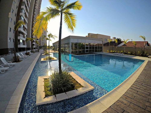 apartamento com 2 dormitórios à venda, 75 m² - jardim das indústrias - são josé dos campos/sp - ap2041