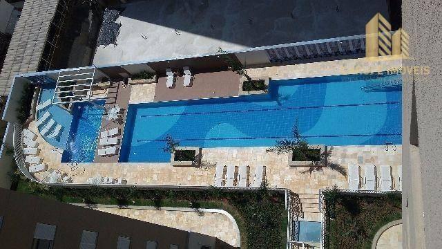 apartamento com 2 dormitórios à venda, 75 m² por r$ 318.000,00 - jardim sul - são josé dos campos/sp - ap1443