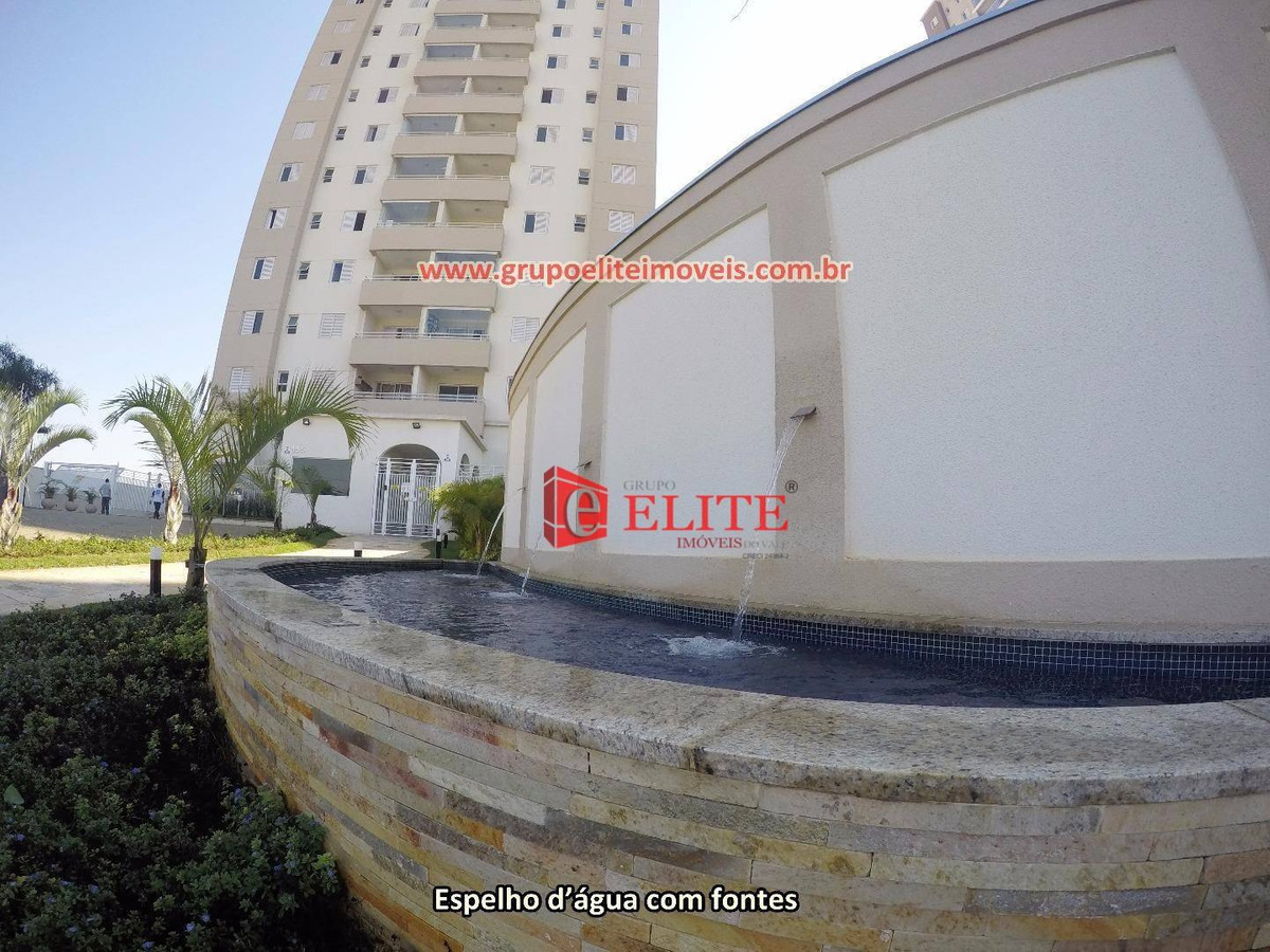 apartamento com 2 dormitórios à venda, 75 m² por r$ 375.000,00 - jardim sul - são josé dos campos/sp - ap3183