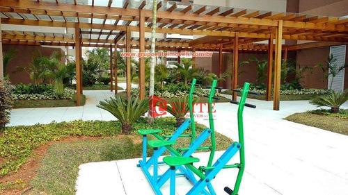 apartamento com 2 dormitórios à venda, 75 m² por r$ 380.000,00 - jardim das indústrias - são josé dos campos/sp - ap3796