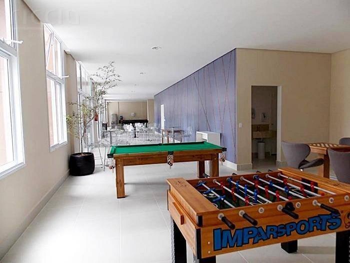 apartamento com 2 dormitórios à venda, 75 m² por r$ 392.500,00 - jardim das indústrias - são josé dos campos/sp - ap1898