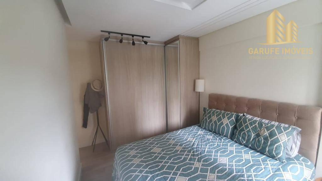 apartamento com 2 dormitórios à venda, 75 m² por r$ 479.000,00 - jardim das indústrias - são josé dos campos/sp - ap1613