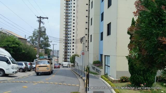 apartamento com 2 dormitórios à venda, 76 m² por r$ 279.000,00 - jardim henriqueta - taboão da serra/sp - ap0004