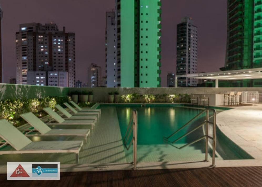 apartamento com 2 dormitórios à venda, 76 m² por r$ 745.000 - jardim anália franco - são paulo/sp - ap5435