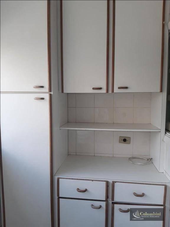 apartamento com 2 dormitórios à venda, 76 m² - santa maria - são caetano do sul/sp - ap1118