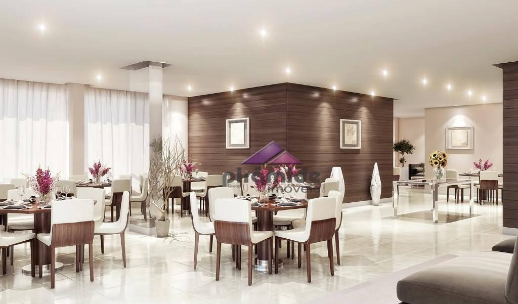 apartamento com 2 dormitórios à venda, 77 m² por r$ 429.874,41 - jardim britânia - caraguatatuba/sp - ap8935