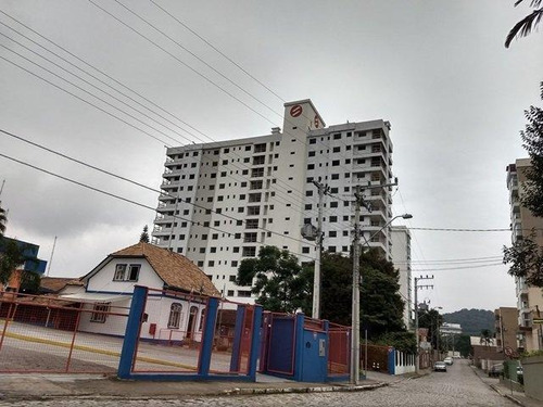 apartamento com 2 dormitórios à venda, 78 m² por r$ 335.000 - itoupava norte - blumenau/sc - ap2663