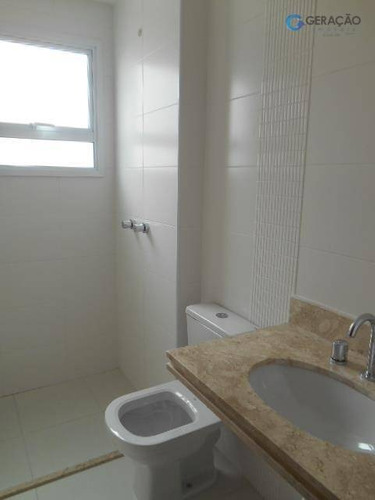 apartamento com 2 dormitórios à venda, 78 m² por r$ 580.000 - jardim aquarius - são josé dos campos/sp - ap10056
