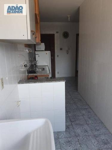apartamento com 2 dormitórios à venda, 78 m² taumaturgo - teresópolis/rj - ap1436