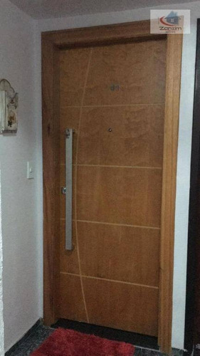 apartamento com 2 dormitórios à venda, 79 m² por r$ 270.000 - demarchi - são bernardo do campo/sp - ap0578