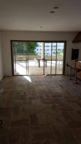 apartamento com 2 dormitórios à venda, 80 m² por r$ 1.100.000,00 - humaitá - rio de janeiro/rj - ap2399
