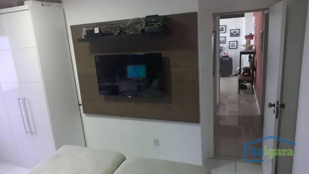 apartamento com 2 dormitórios à venda, 80 m² por r$ 330.000,00 - amaralina - salvador/ba - ap1249
