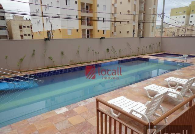 apartamento com 2 dormitórios à venda, 80 m² por r$ 370.000 - higienópolis - são josé do rio preto/sp - ap1511