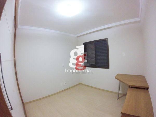 apartamento com 2 dormitórios à venda, 80 m² por r$ 398.000,00 - edifício andorra - londrina/pr - ap0003