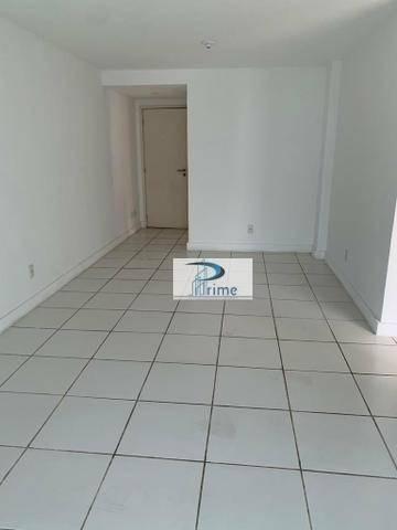 apartamento com 2 dormitórios à venda, 80 m² por r$ 495.000,00 - piratininga - niterói/rj - ap0269