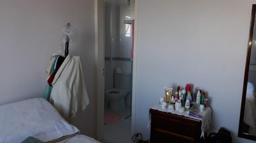apartamento com 2 dormitórios à venda, 81 m²- jardim valéria - guarulhos/sp - ap6023