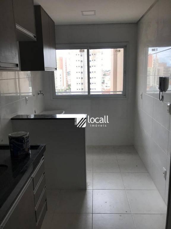 apartamento com 2 dormitórios à venda, 82 m² por r$ 420.000 - boa vista - são josé do rio preto/sp - ap1922