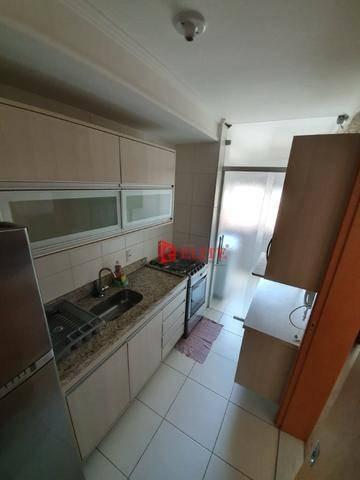 apartamento com 2 dormitórios à venda, 82 m² por r$ 495.000,00 - jardim aquarius - são josé dos campos/sp - ap3926