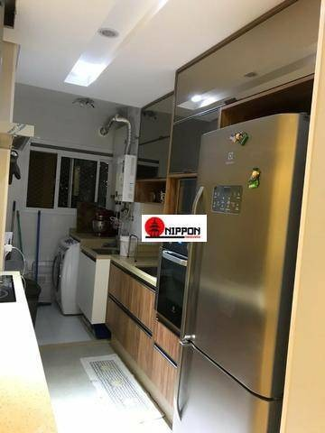 apartamento com 2 dormitórios à venda, 83 m² por r$ 625.400 - jardim flor da montanha - guarulhos/sp - ap1593