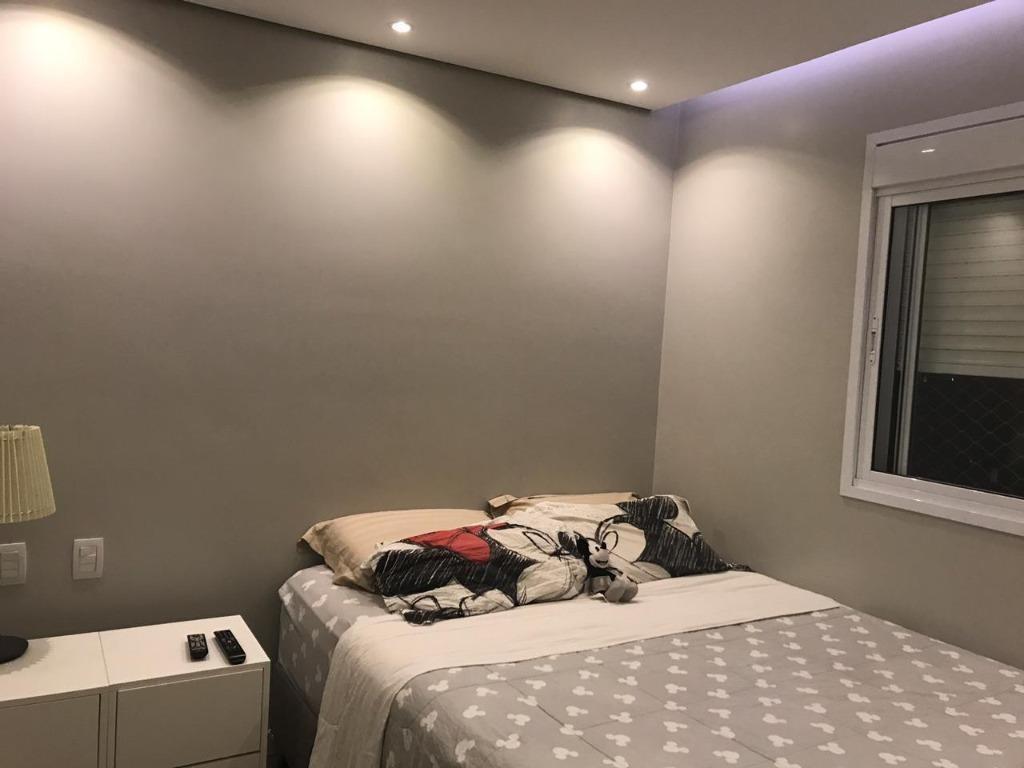 apartamento com 2 dormitórios à venda, 83 m² por r$ 630.000,00 - jardim flor da montanha - guarulhos/sp - ap7292