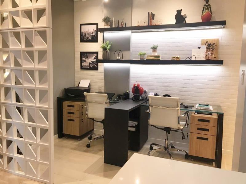 apartamento com 2 dormitórios à venda, 85 m² por r$ 369.900,00 - centro - biguaçu/sc - ap5871