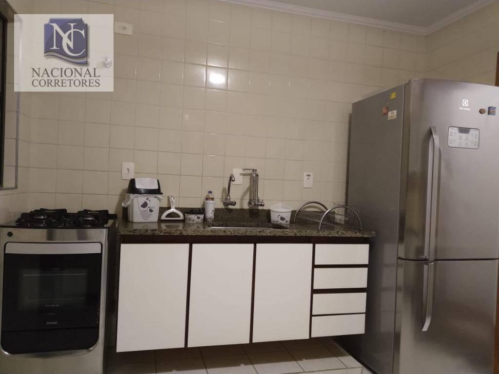 apartamento com 2 dormitórios à venda, 86 m² por r$ 410.000 - vila homero thon - santo andré/sp - ap9924