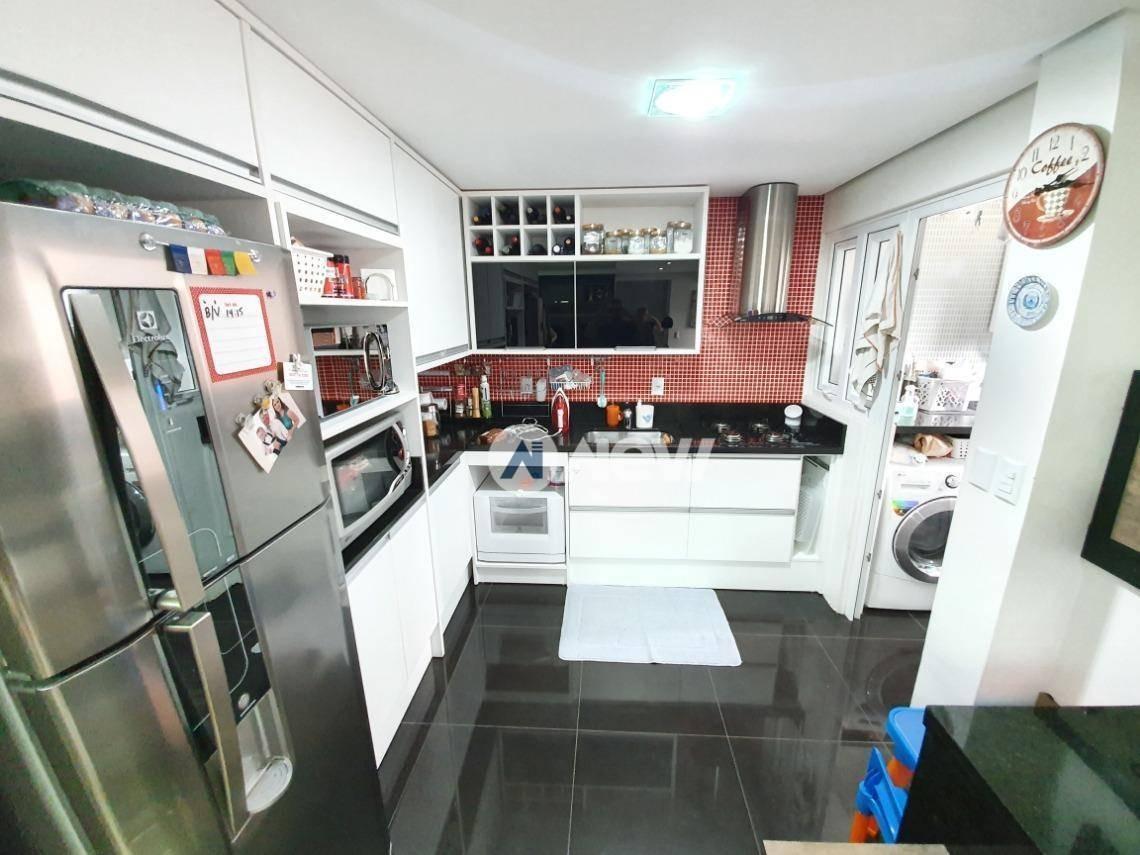 apartamento com 2 dormitórios à venda, 88 m² por r$ 395.000,00 - boa vista - novo hamburgo/rs - ap2859