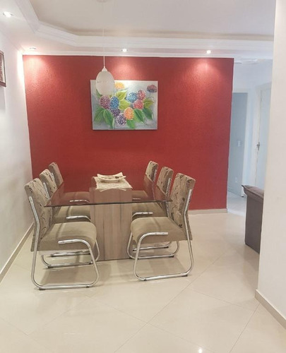 apartamento com 2 dormitórios à venda, 89 m² por r$ 270.000 - jardim valéria - guarulhos/sp - ap5533