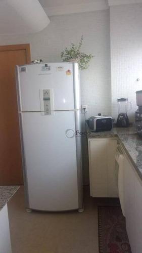 apartamento com 2 dormitórios à venda, 89 m² por r$ 400.000 - água fria - são paulo/sp - ap0782