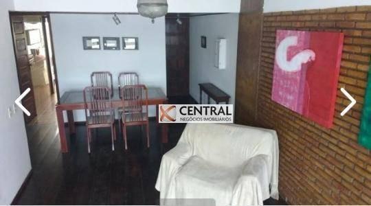 apartamento com 2 dormitórios à venda, 90 m² por r$ 189.000,00 - amaralina - salvador/ba - ap2151