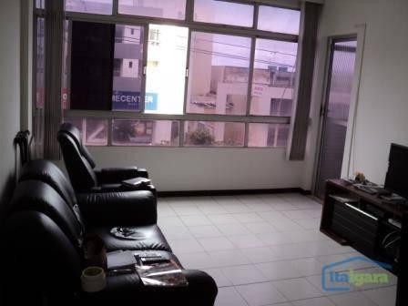 apartamento com 2 dormitórios à venda, 90 m² por r$ 230.000 - pituba - salvador/ba - ap0491