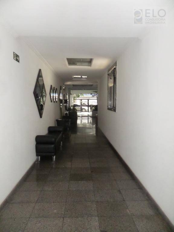 apartamento com 2 dormitórios à venda, 90 m² por r$ 480.000,00 - embaré - santos/sp - ap1397