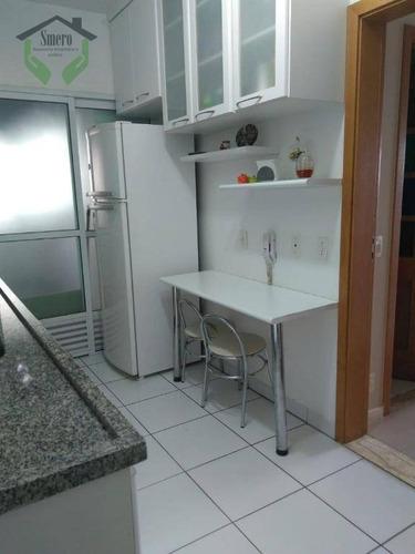 apartamento com 2 dormitórios à venda, 90 m² por r$ 650.000 - jaguaré - são paulo/sp - ap3261