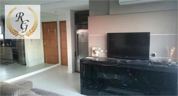 apartamento com 2 dormitórios à venda, 90 m² por r$ 850.000,00 - centro - viamão/rs - ap0014