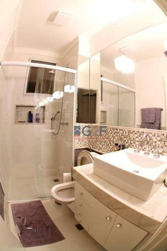 apartamento com 2 dormitórios à venda, 90 m² por r$ 875.000 - cambuí - campinas/sp - ap8025