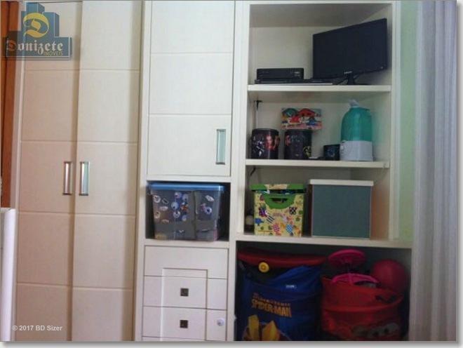 apartamento com 2 dormitórios à venda, 92 m² por r$ 420.000,00 - vila gilda - santo andré/sp - ap3311