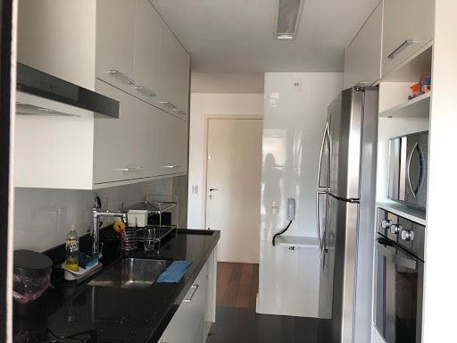 apartamento com 2 dormitórios à venda, 92 m² por r$ 935.000,00 - tatuapé - são paulo/sp - ap2458