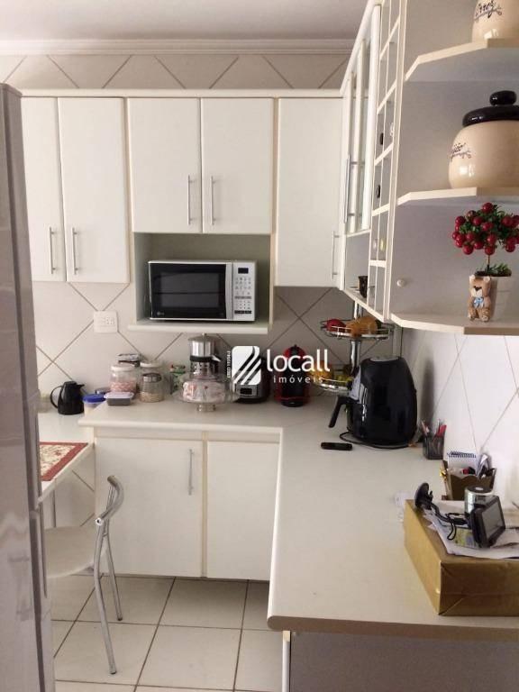apartamento com 2 dormitórios à venda, 94 m² por r$ 300.000 - higienópolis - são josé do rio preto/sp - ap1795
