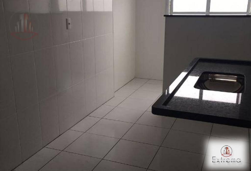 apartamento com 2 dormitórios à venda, 94 m² por r$ 385.000,00 - vila guilhermina - praia grande/sp - ap0473