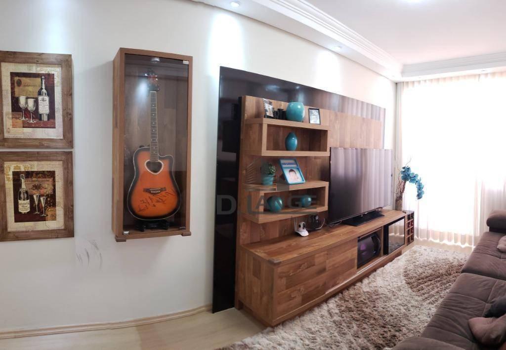 apartamento com 2 dormitórios à venda, 95 m² vila industrial - campinas/sp - ap17277