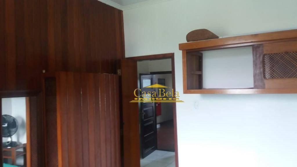 apartamento com 2 dormitórios à venda, 96 m² por r$ 180.000 - centro - itanhaém/sp - ap0841