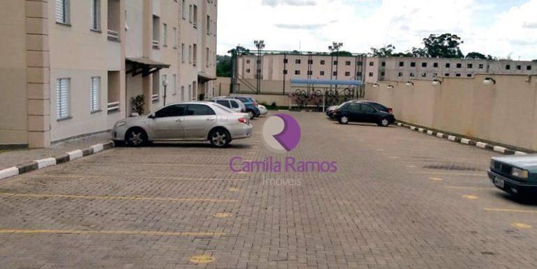 apartamento com 2 dormitórios à venda - caxangá - suzano - ap0717